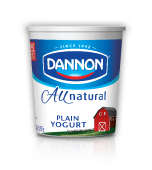 Dannon Natural Plain Yogurt