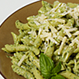 Walnut and Yogurt Basil Pesto