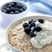 Creamy Oats & Fruit Pudding